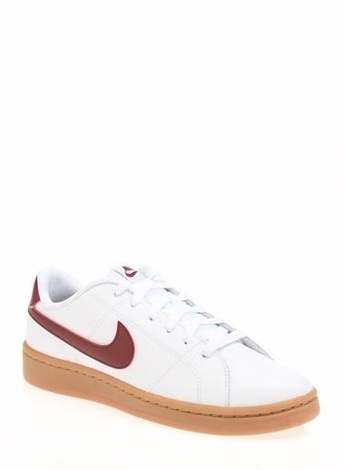 Nike Erkek Beyaz Yürüyüş Ayakkabısı CQ9246 - 103 Court Royale 2 Beyaz